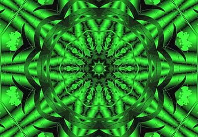 Digital Art - Celtic Dream by Michael Damiani