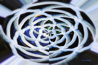 Photograph - Celtic Knot by Donna Blackhall