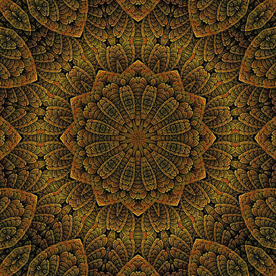 Digital Art - Celtic Radiance Cw3-og-1 by Doug Morgan