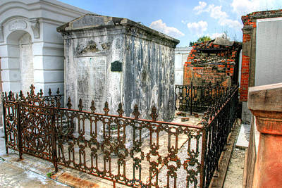 Cemetery Original by Wicked In NOLA
