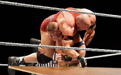 Modern Kitchen - Cena vs Ryback by Paul Wilford