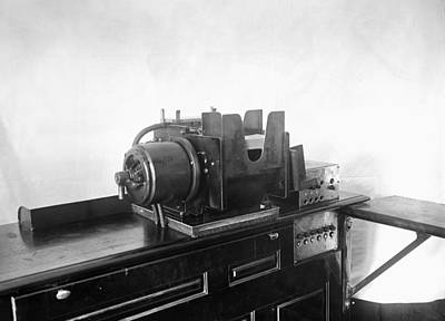 Photograph - Census Tabulator, 1917 by Granger