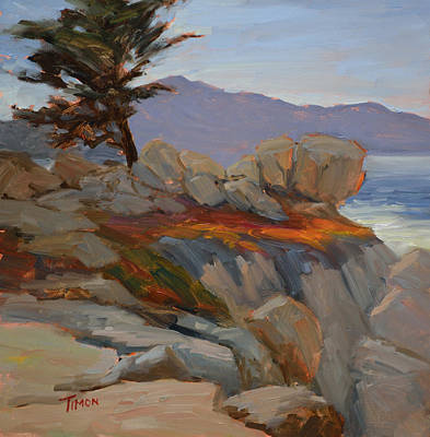 Painting - Central Coast Signature by Timon Sloane