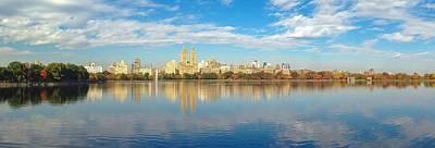 Central Park Original by F Salem