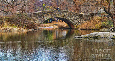 Chuck Kuhn Photograph - Central Park II by Chuck Kuhn