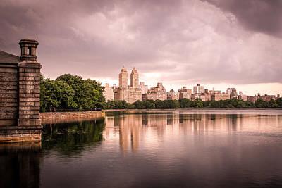 Photograph - Central Park by Milan Kalkan