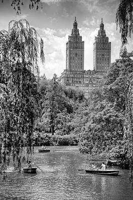 Photograph - Central Park by Paul Watkins