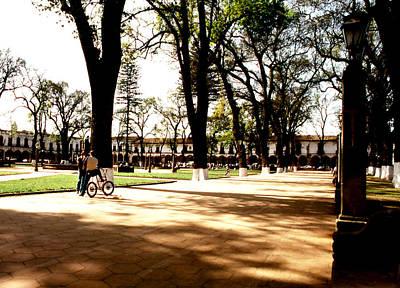 Photograph - Centraln Patzcuaro by Robert  Rodvik