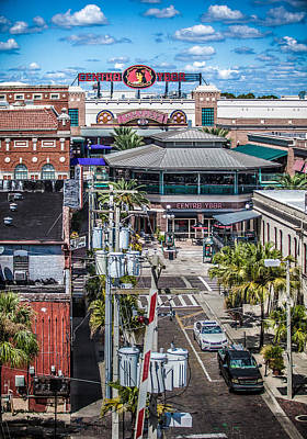 Photograph - Centro by Ybor Photography