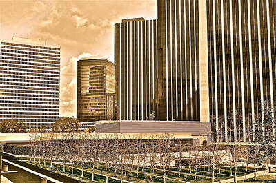 Photograph - Century City by Joe  Burns