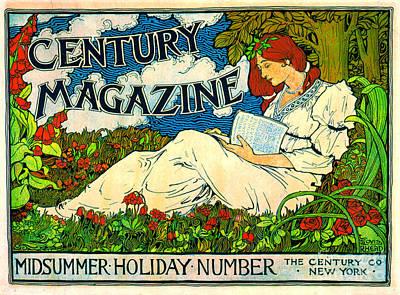 Century Magazine 1894 Art Print