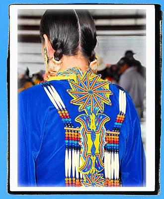 Photograph - Ceremonial Regalia by Dyle   Warren