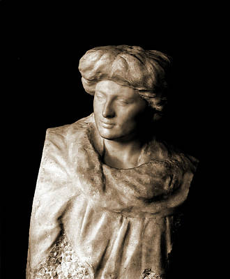 Deity Drawing - Ceres, Ceres Roman Deity, Sculpture by Litz Collection