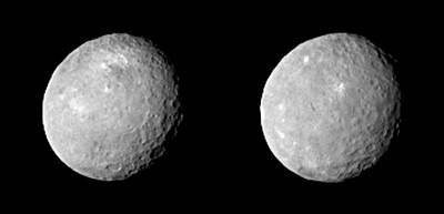 No. 12 Photograph - Ceres by Nasa/jpl-caltech/ucla/mps/dlr/ida