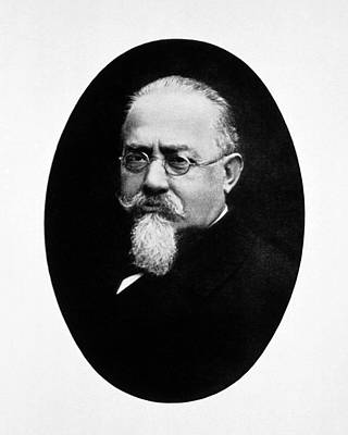 Social Darwinism Photograph - Cesare Lombroso by National Library Of Medicine