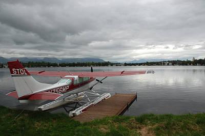 Photograph - Cessna S T O L by John Schneider