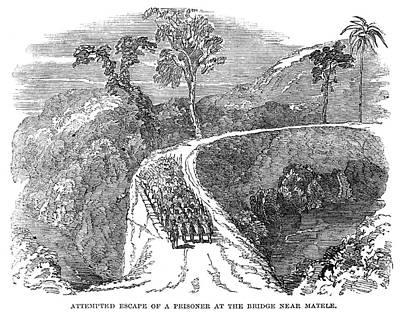 Ceylon Prisoners Art Print by Granger