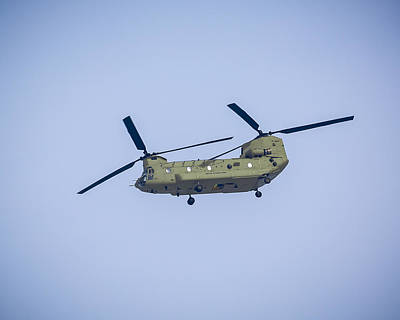 Photograph - Ch-47 Chinook by Jack R Perry
