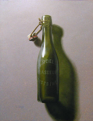 Beer Painting - Ch. Roels by Timothy Jones