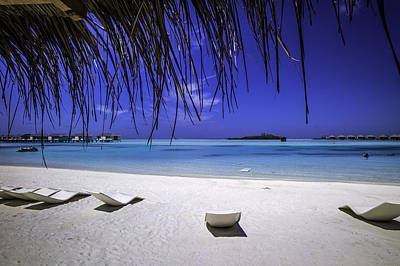 Photograph - Chaaya Island Dhonveli Maldive by Judith Barath