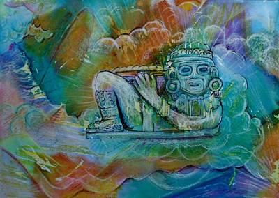 Chacmool De Templo Mayor Art Print