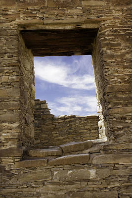 Photograph - Chaco Sky by Jeanne Hoadley