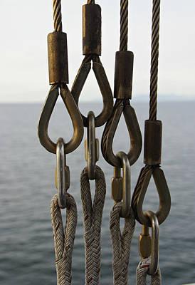 Photograph - Chain Chain Chain by Marilyn Wilson