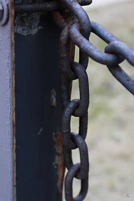Photograph - Chain by Kelly Smith