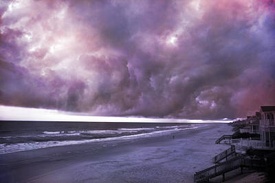 Topsail Island Photograph - Chain Of Events by Betsy Knapp