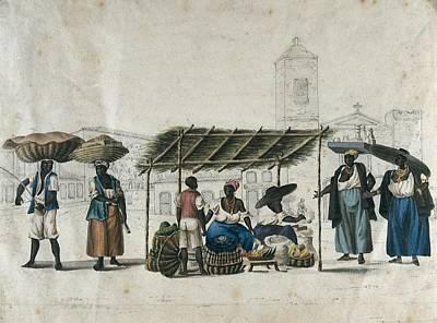Chamberlain, Henry 1796-1844. Fruit Art Print