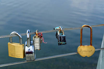 Photograph - Chambers Bridge Of Love by Tikvah's Hope