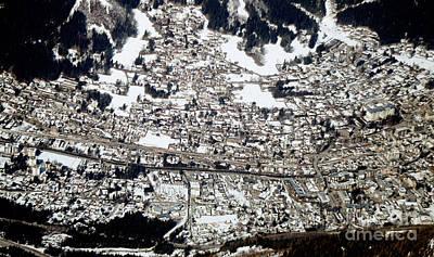 Chamonix Painting - Chamonix-mont-blanc by Eric