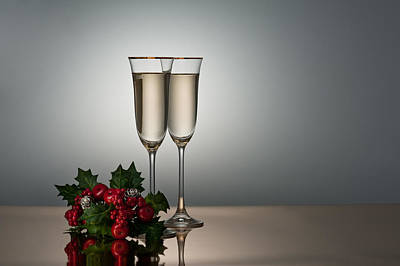 Photograph - Champagne by U Schade