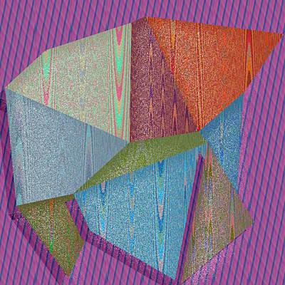 Champaign Art Print by Gareth Lewis