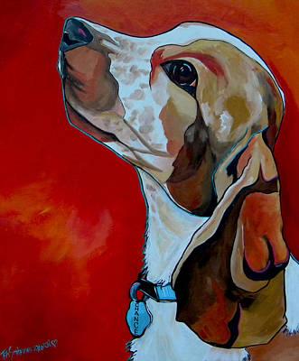 Painting - Chance by Patti Schermerhorn