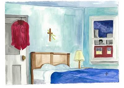 Painting - Change Your Shirt Tonight We Got Style by Jeremiah Iannacci