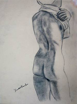 Drawing - Changing by Kendall Kessler