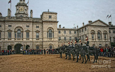 Photograph - Changing Of The Guard II by Gina Cormier