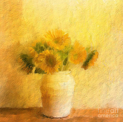 Photograph - Channeling Van Gogh by Terry Rowe