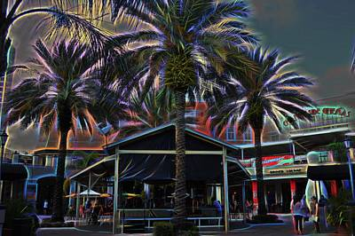 Photograph - Channelside Bay Plaza by Robert Palmeri