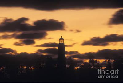 Photograph - Chantry Island Lighthouse - Fs000819 by Daniel Dempster