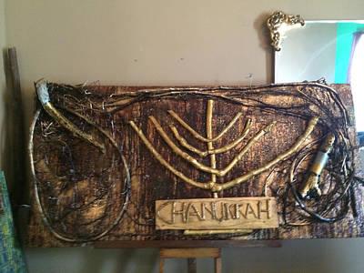 Chanukkah Photograph - Chanukkah1 by Tim Haywood