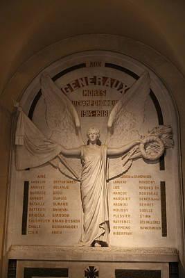 Ornate Photograph - Chapel At Les Invalides - Paris France - 01131 by DC Photographer