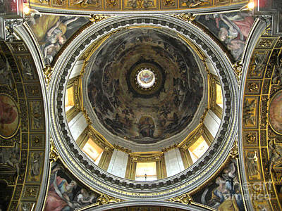 Photograph - Chapel Dome by Deborah Smolinske