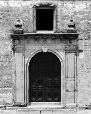 Photograph - Chapel Doors by Erin Tucker