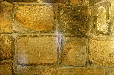 Photograph - Chapel Floor In Mont-st-michel by Gene Norris