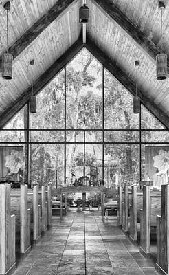 Photograph - Chapel by Howard Salmon