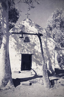 Photograph - Chapel In The Desert by Linda Lees