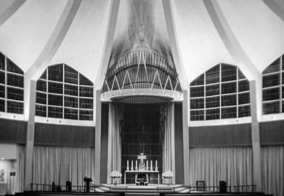 Photograph - Chapel In Vatican Pavilion by John Schneider