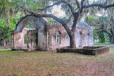 Photograph - Chapel Of Ease by Scott Hansen